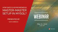 How Safe is Asynchronous Master-Master Setup_MySQL