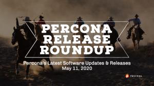 Percona Roundup