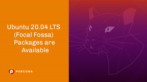 Ubuntu Packages Available Percona