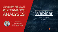 Using eBPF for Linux Performance Analyses