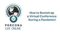 bootstrap a virtual conference