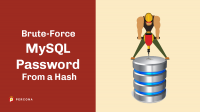 Brute Force MySQL password