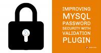 MySQL Password Security Plugin