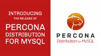 Percona Distribution for MySQL