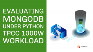 evaluting mongodb python tpcc