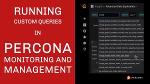 percona monitoring management queries