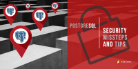 postgresql security tips