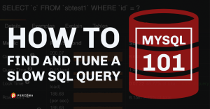 tune a slow sql query