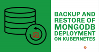 backup MongoDB Kubernetes
