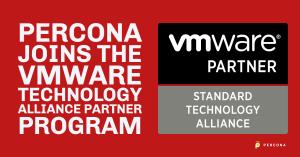 Percona Joins VMware Technology Alliance Partner Program