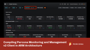 Percona Monitoring and Management ARM