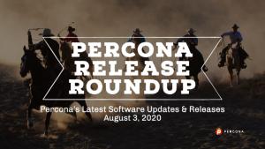 Percona Software