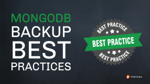 MongoDB Backup Best Practices