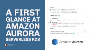 Amazon Aurora Serverless