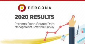 Percona 2020 Open Source Survey