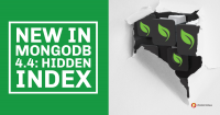 MongoDB 4.4 Hidden Index