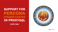 Support for Percona XtraDB Cluster in ProxySQL