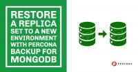 restore a backup MongoDB