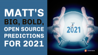 2021 Open Source Predictions