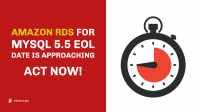 Amazon RDS for MySQL 5.5 EOL