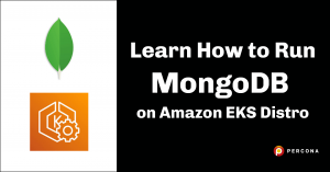 MongoDB on AWS EKS-D