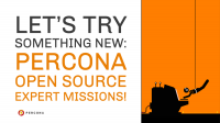 Open Source Expert Missions Percona