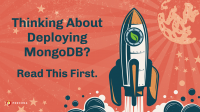 Deploying MongoDB