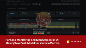 Moving to a Push Model for VictoriaMetrics