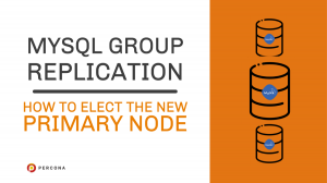 MySQL Group Replication Primary Node