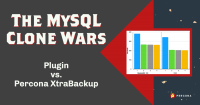 MySQL Plugin vs. Percona XtraBackup