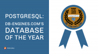 PostgreSQL database of the year