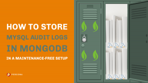 Store MySQL Audit Logs in MongoDB