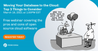 Moving Your Database to the Cloud