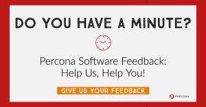Software Survey Percona
