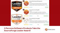 Percona Software SourceForge Award