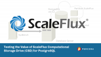 ScaleFlux Computational Storage Drive PostgreSQL