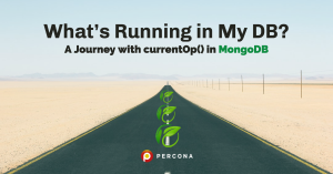 currentOp() in MongoDB