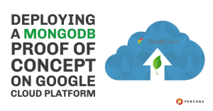 Deploy MongoDB Google Cloud Platform
