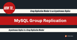 MySQL Group Replication