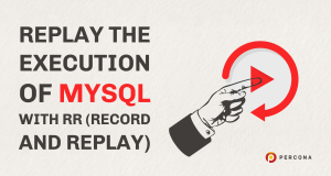 MySql Record and Replay