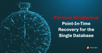 Percona XtraBackup Point-In-Time Recovery
