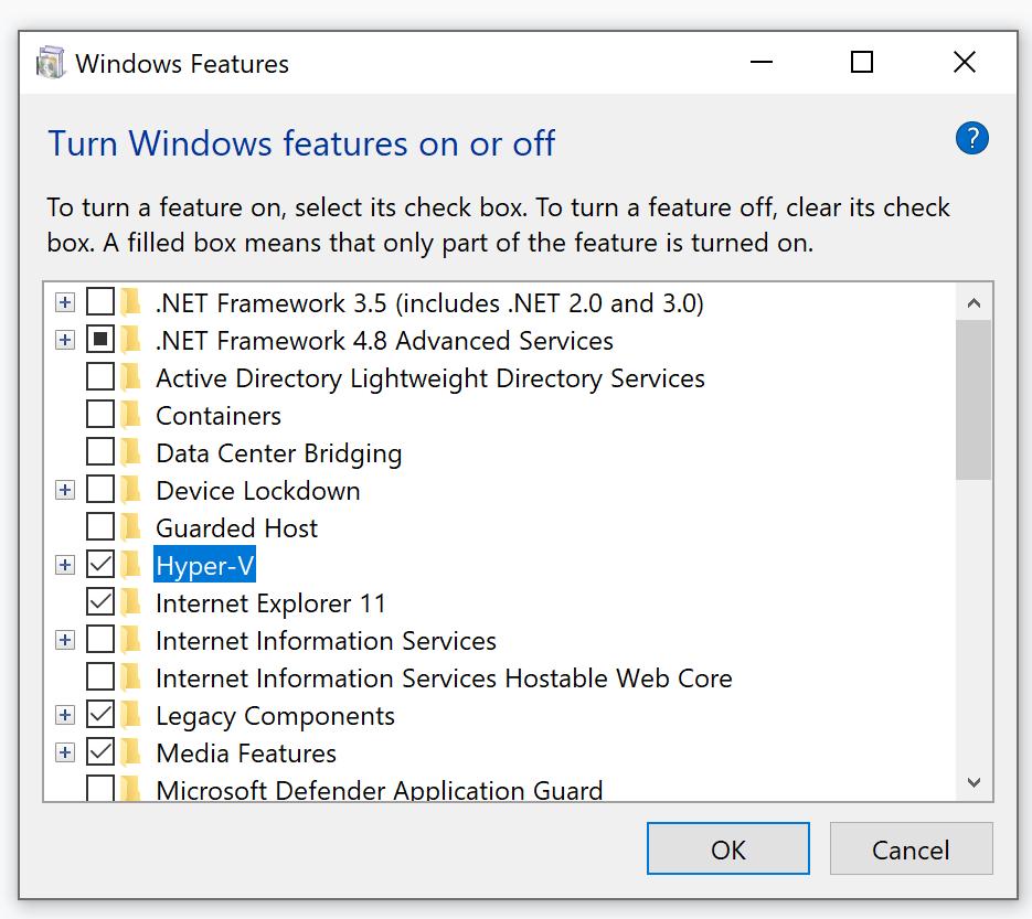 Percona Monitoring and Management Windows