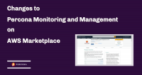 Percona Monitoring and Management AWS Marketplace