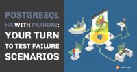 PostgreSQL HA with Patroni