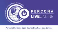 percona open source dbaas