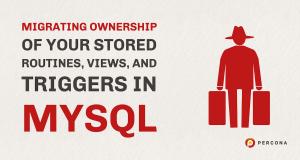 Migrating Ownership MySQL