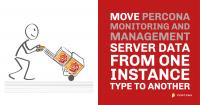 Move Percona Monitoring and Management Server Data
