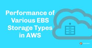 EBS Storage Types in AWS