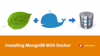 installing MongoDB with Docker
