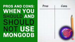 pros and cons of using MongoDB